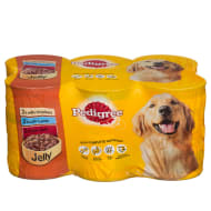 Pedigree in Jelly 6 x 385g