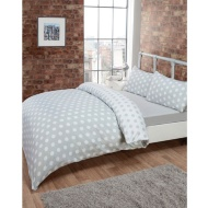 3 Piece Spot Complete Duvet Set Double