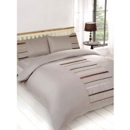 Silentnight Applique Embellished Double Duvet Complete Set