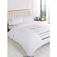 Applique Embellished Single Duvet Set