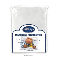 Silentnight Mattress Protector - Single