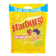 Starburst Share Bag 165g