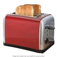 Prolex 2 Slice Toaster - Red