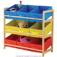 Kids 3 Tier Storage