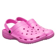 Ladies Clogs - Pink
