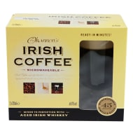 Shannon's Irish Coffee Gift Set 2 x 120ml