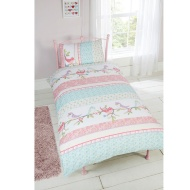 Single Duvet Set - Little Birdies