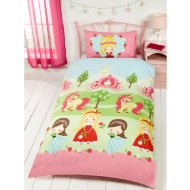 Single Duvet Set - Little Princess