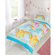 Single Duvet Set - Unicorns