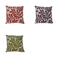 COCO Leaf Jacquard Modern Cushion