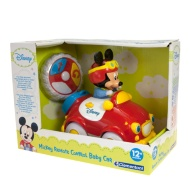 Mickey Mouse Remote Control Baby Car