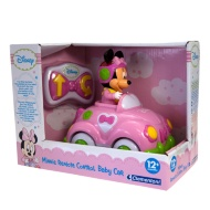 Minnie Mouse Remote Control Baby Car