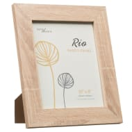 Rio Wood Photo Frame 8