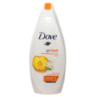 Dove Go Fresh Nectarine & White Ginger Body Wash 500ml