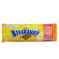 Nestle Breakaway 5 + 3 bars