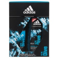 Adidas Ice Dive Deo Body Spray & Shower Gel 2pc
