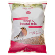 Glenwood Seed & Insect Mix 650g