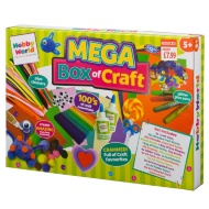 Hobby World Mega Box of Craft