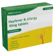 Bell's Hayfever & Allergy Relief Tablets 14pk