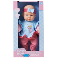Talking Baby Sophie Doll - 20 Sounds