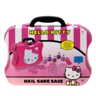 Hello Kitty Nail Care Case