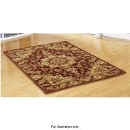 b m classic red rug 150 x 210cm 272847. Black Bedroom Furniture Sets. Home Design Ideas