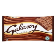 Galaxy Smooth Milk Chocolate 390g