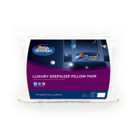 Silentnight Luxury Deep Sleep Pillow Pair