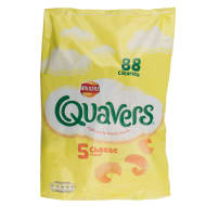 Walkers Quavers Pack of 5 Chese Flavour Potato Snack