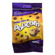 Cadbury Choc Full of Popcorn 130g