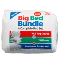Bed To Go Complete Bed Set - Double