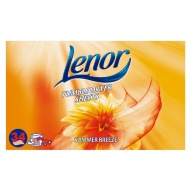 Lenor Tumble Dryer Sheets 34pk - Summer Breeze