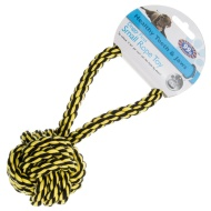 Dog Rope Tug Ball