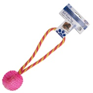 Durable Dog Rope Ball