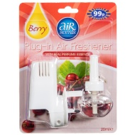 AirScents Plug-in Air Freshener - Berry 20ml