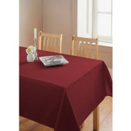 Linen Look Tablecloth