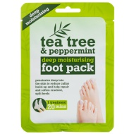 Tea Tree & Peppermint Moisturising Foot Pack