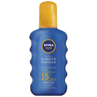 Nivea Sun Protect & Moisture Sun Spray Factor 15 200ml