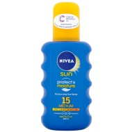 Nivea Protect & Moisture Sun Spray Factor 15 200ml