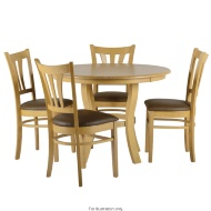 Grosvenor 5 Piece Dining Set