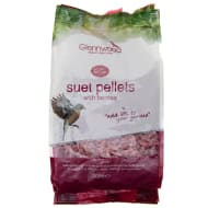 Glennwood Wild Bird Suet Pellets with Berries 500g