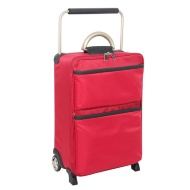 World's Lightest 23in Suitcase Red