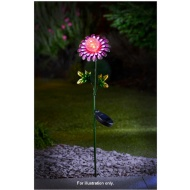 Daisy Solar Stake Light