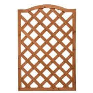 Framed Diamond Trellis