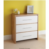 Geneva Chest of 3 Drawers