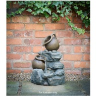 2 Jug Water Feature