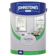 Johnstone's Paint Vinyl Silk Emulsion - Moonlit Sky 5L