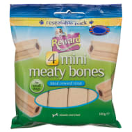 Reward Mini Meaty Bones 4pk 180g