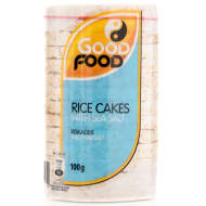 Good Food Rice Cakes 100g