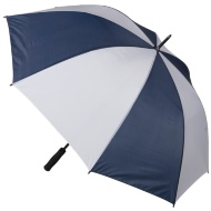 Golf Umbrella - Navy & White